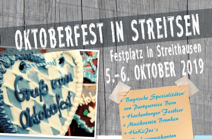 Streitser Oktoberfest 2019